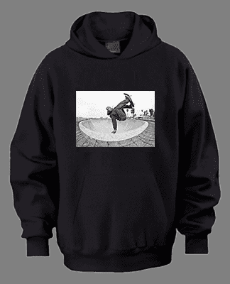 Juice Photo Dan Levy - Tuma Invert - Hoodie