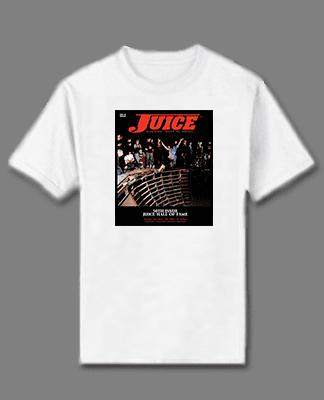 Juice Cover 50 Sloppy Sam Short Sleeve White