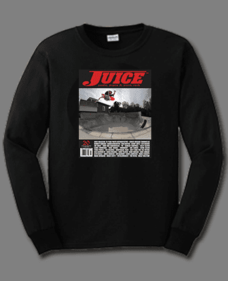 Juice Cover 72 Greyson Fletcher Long Sleeve Black