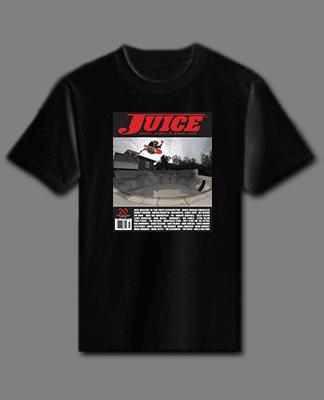Juice Cover 72 Greyson Fletcher Short Sleeve Black