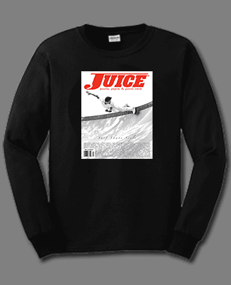 Juice Cover 75 Scott Oster Long Sleeve Black