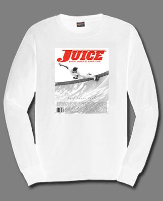 Juice Cover 75 Scott Oster Long Sleeve White
