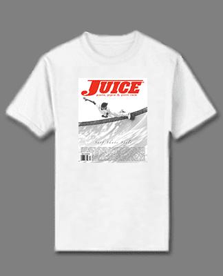 Juice Cover 75 Scott Oster Short Sleeve White