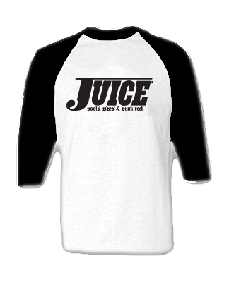 Juice Pools Pipes and Punk Rock Jersey Hesh