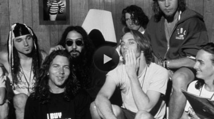 Pearl Jam 20 Documentary
