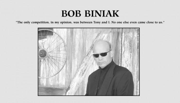 DOGTOWN CHRONICLES: BOB BINIAK