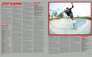 JUICE MAGAZINE CD REVIEWS 58