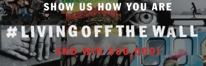 """#LIVINGOFFTHEWALL SHORT-FILM DOCUMENTARY COMPETITION """"BE A DOCUMENTARIAN"""""""