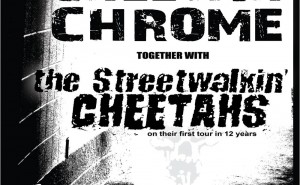 Cheetah Chrome on tour with Streetwalkin' Cheetahs and SXSW Showcase