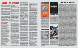 JUICE MAGAZINE CD REVIEWS 61