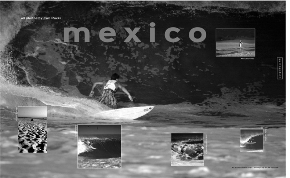 SURF MEXICO