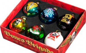 Bones Brigade Holiday Ornaments