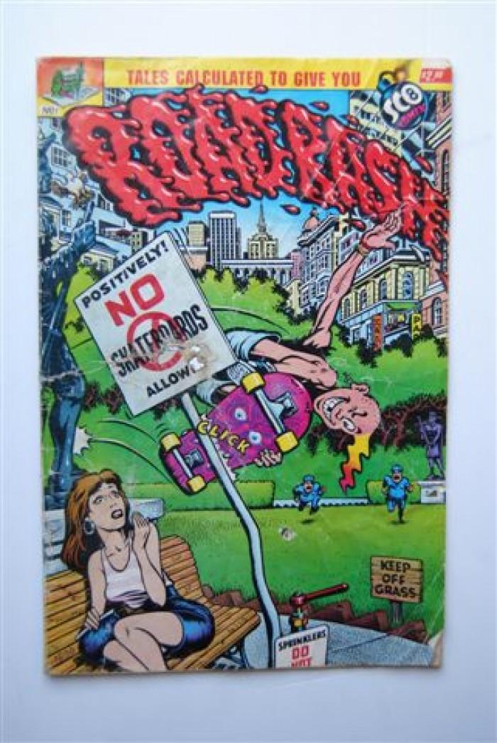 80's Road Rash Cover