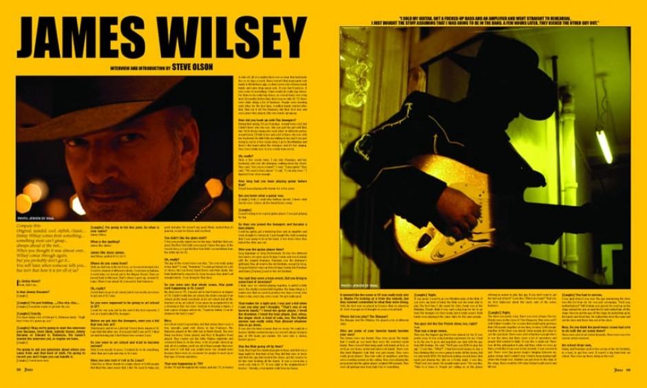 JAMES WILSEY