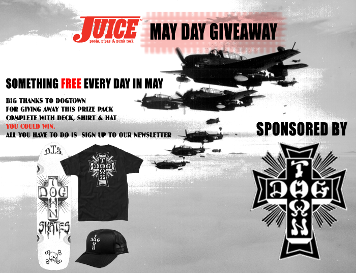 Dogtown Skateboards Giveaway