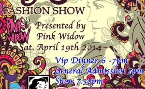 Pink Widow Gypsy Agenda Fashion Show