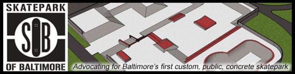 Help Support the Skatepark of Baltimore