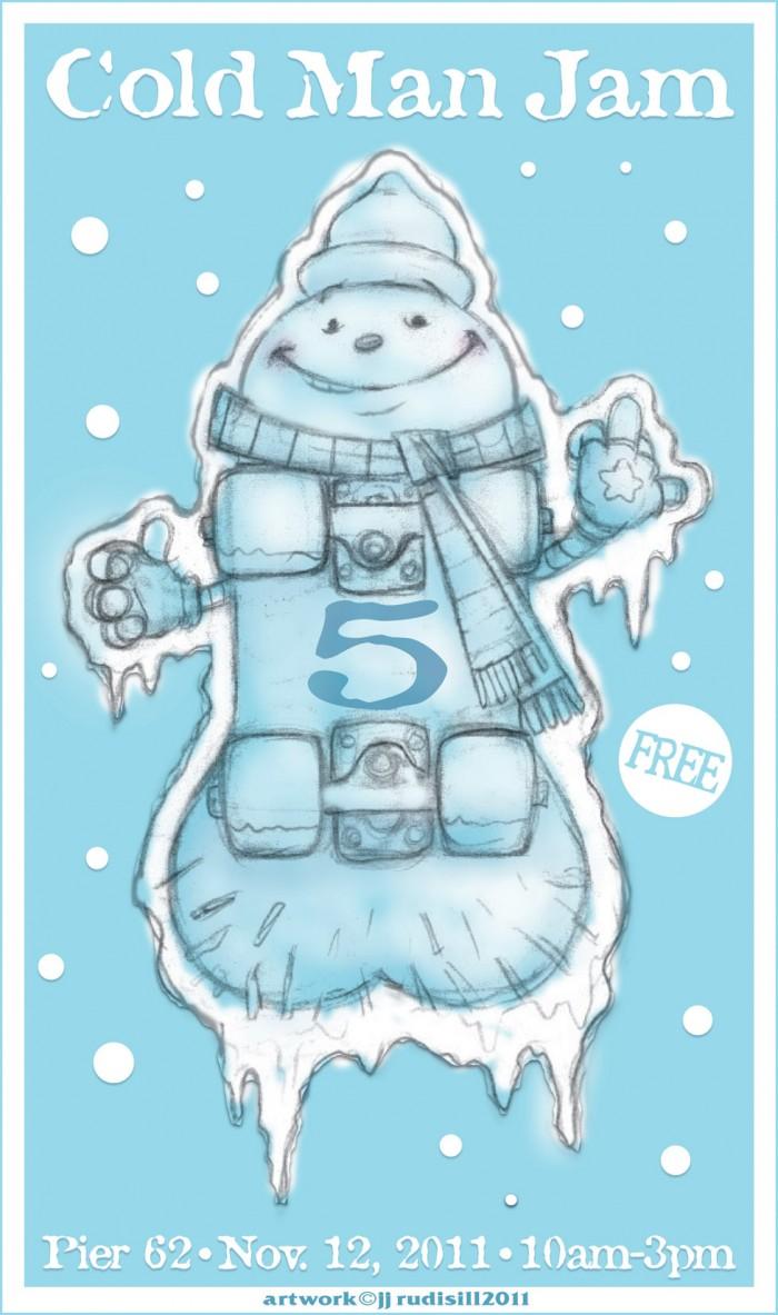 Cold Man Jam 5
