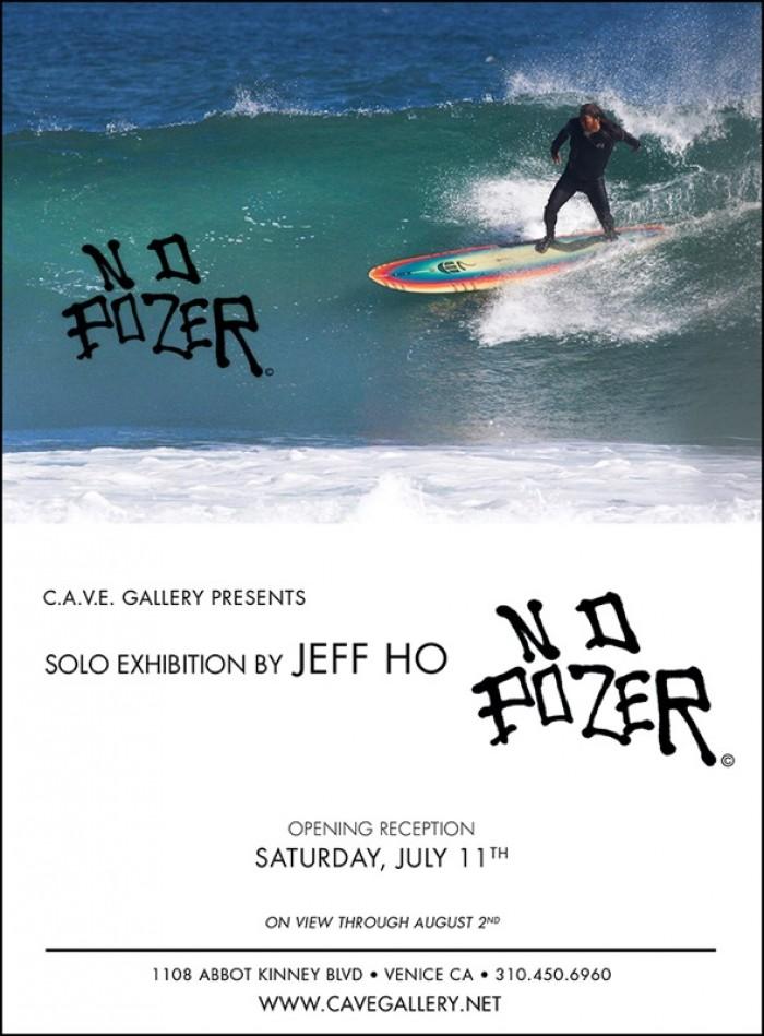 Jeff Ho Show No Pozer