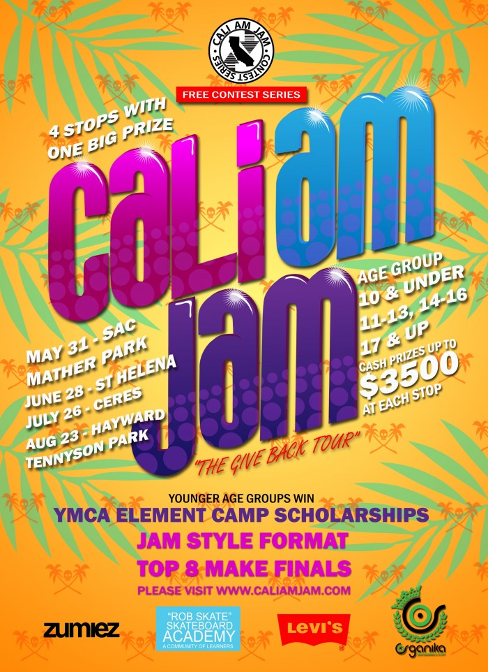Cali Am Jam 2014