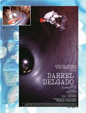 DARRELL DELGADO