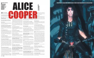 ALICE COOPER photo by Liza Leeds