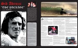 SID ABRUZZI photos by Chris Gorman, Shep Martin, Mike Tabling, Sea Bass, Rich Reibust.
