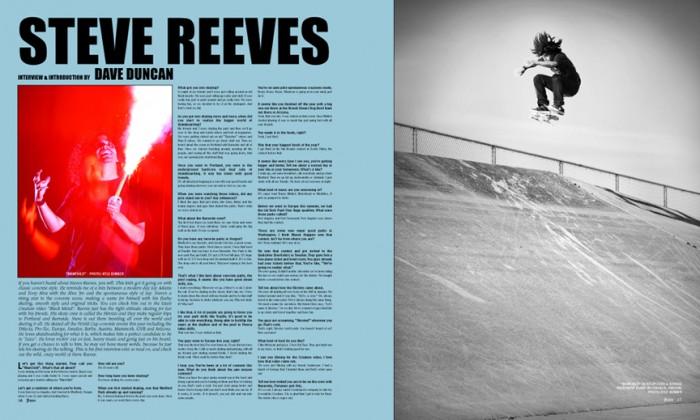STEVE REEVES