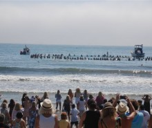 TOM SIMS MEMORIAL PADDLE OUT