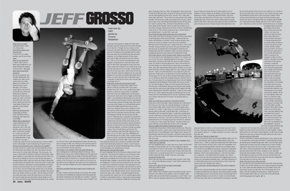JEFF GROSSO
