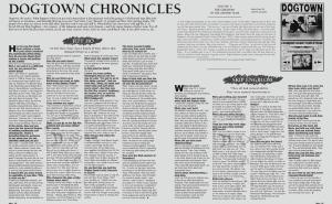 DOGTOWN CHRONICLES: JEFF HO