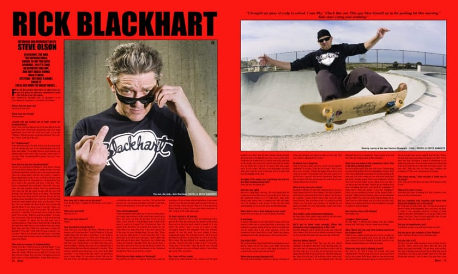 RICK BLACKHART