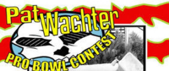 Pat Wachter Contest Flyer