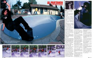 AL PARTANEN photos by Rhino and MItchell