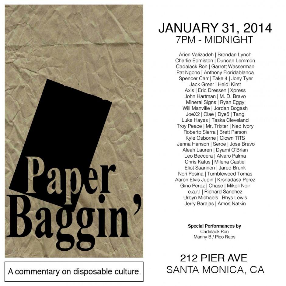 Paper Baggin'