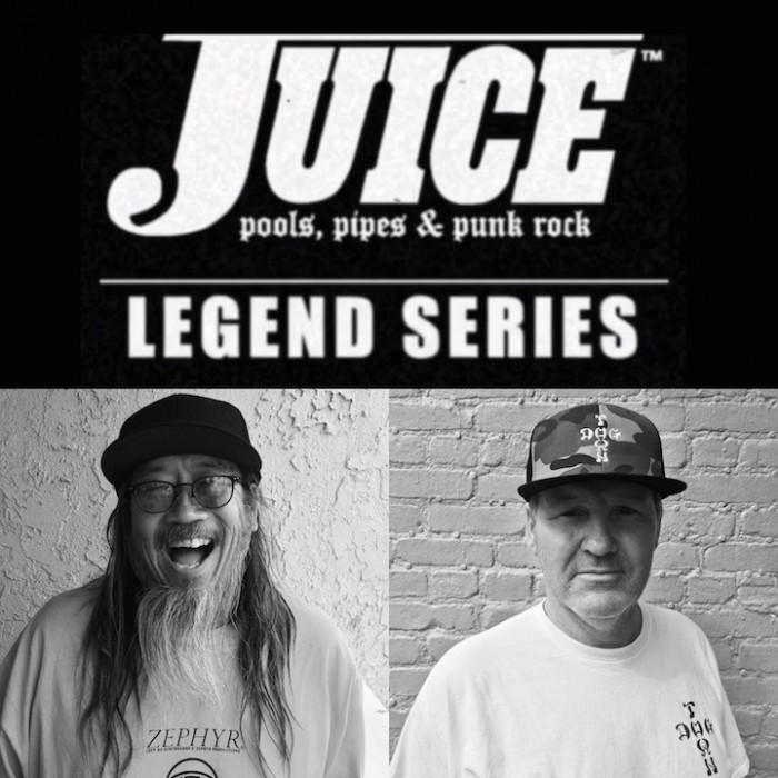 JUICE LEGEND SERIES JIM MUIR JEFF HO