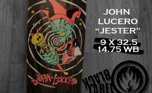 John Lucero Black Label Up for Grabs