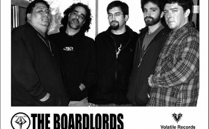 The Boardlords - with Special Guest Singer Sean