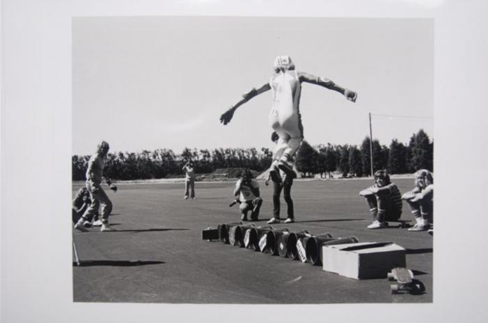 Tony Alva at USSA World Invitational Skateboard Championships