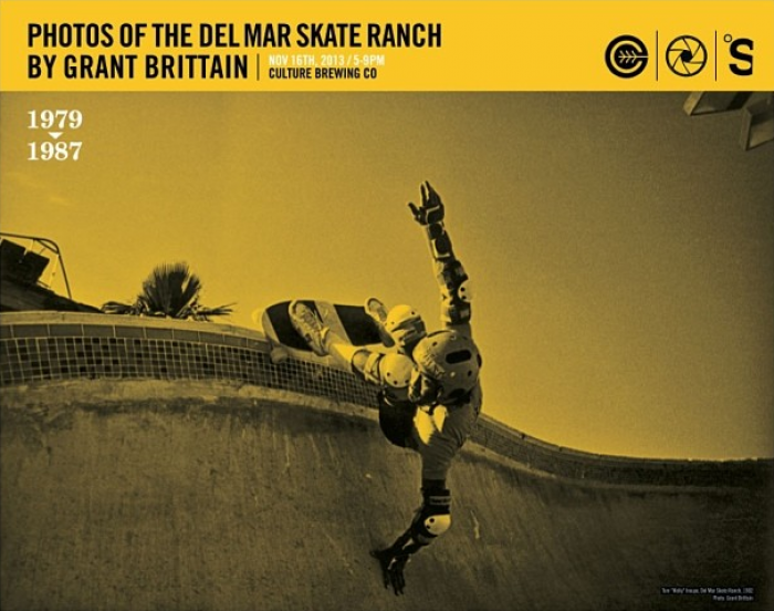 Photos of the Del Mar Skate Ranch By Grant Brittain