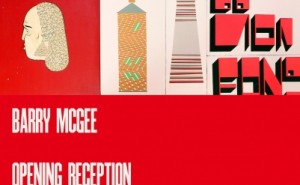 Barry McGee tArt Show at Prism Gallery