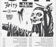 FALL U.S. TOUR (w/The Spits, Negative Approach, Double Negative & Power Trip)
