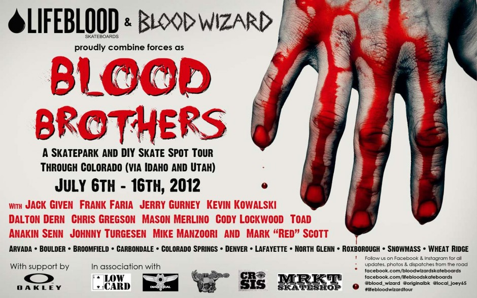LifeBloodWizard Tour