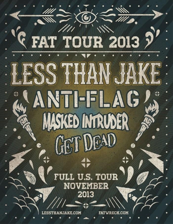 Fat Tour 2013
