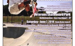 7th Annual Lenny Lamb Skateboard Contest
