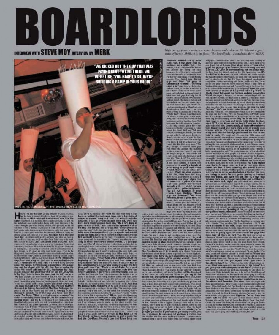 THE BOARDLORDS