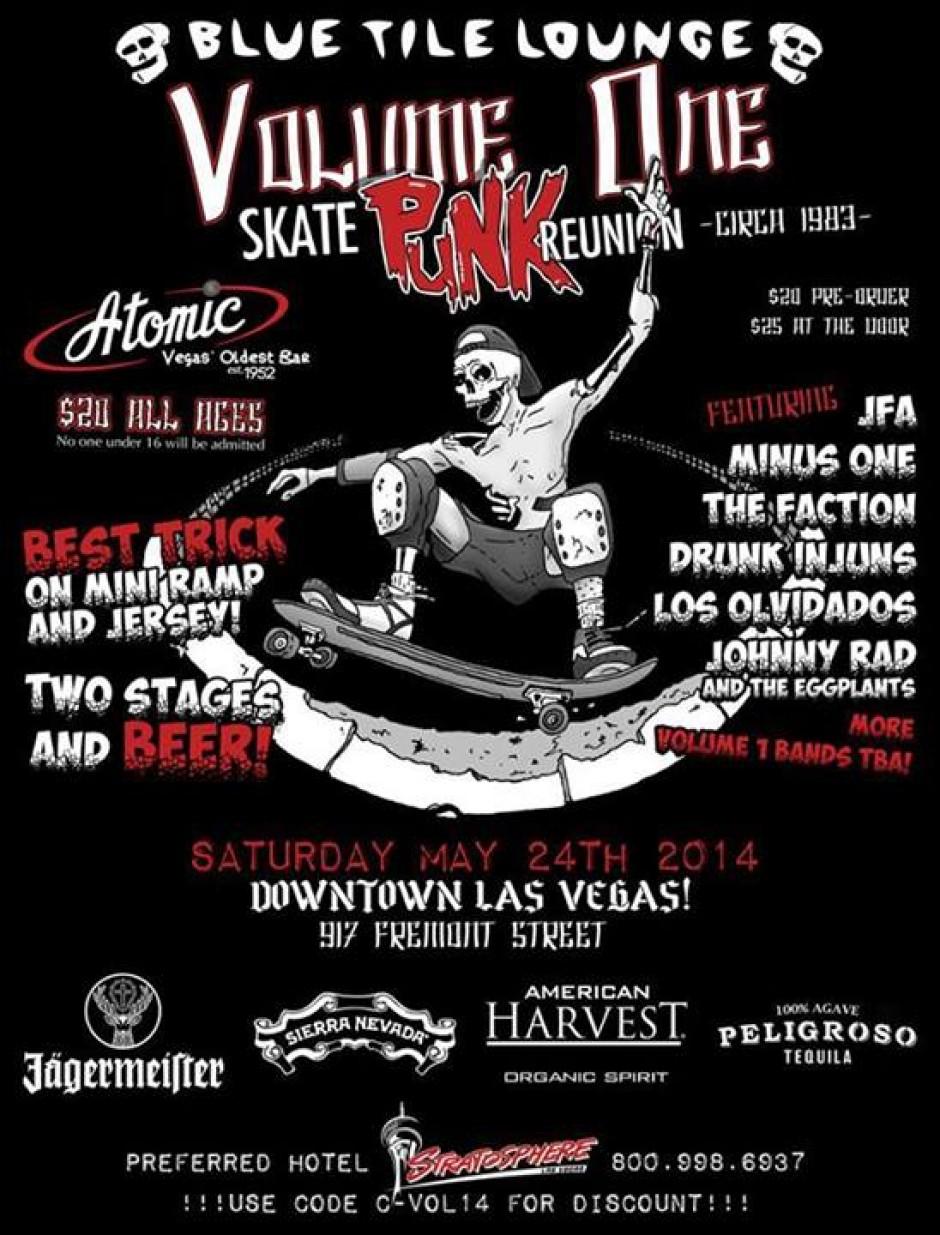 Skate Punk in Las Vegas 2014
