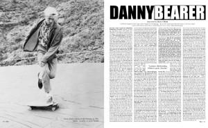 DANNY BEARER