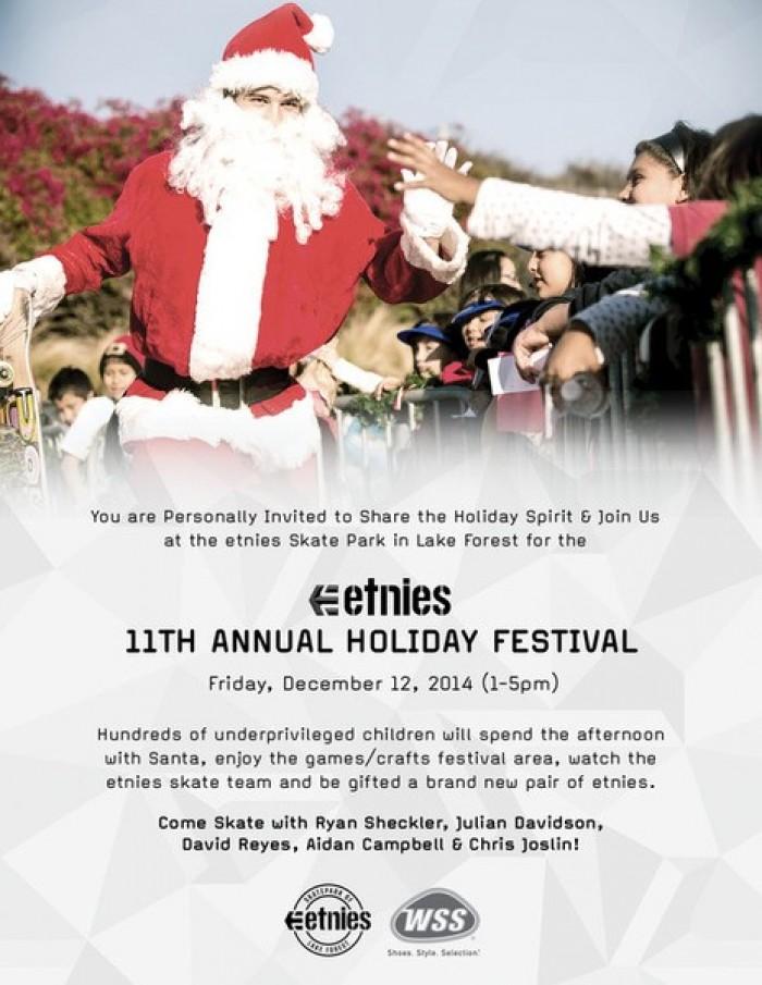 Etnies Holiday Festival