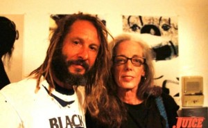 Tony Alva and sister Babette